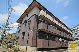千葉県市川市妙典6丁目の賃貸アパートの外観