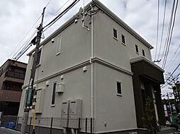 東京都練馬区石神井町3丁目の賃貸アパートの外観