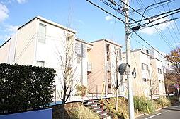 [テラスハウス] 神奈川県横浜市青葉区荏田北1丁目 の賃貸【/】の外観