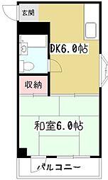 小島ビル[2階]の間取り