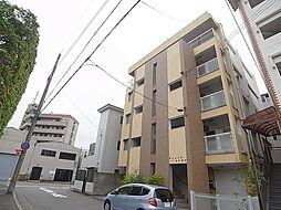 サンハイツヤナガワ[3階]の外観