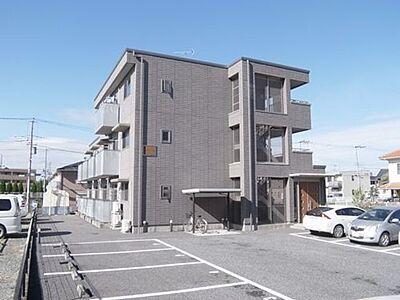 外観,1K,面積30.96m2,賃料5.0万円,つくばエクスプレス みらい平駅 徒歩4分,,茨城県つくばみらい市陽光台1丁目9-8