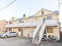 神奈川県横浜市瀬谷区阿久和西2の賃貸アパートの外観