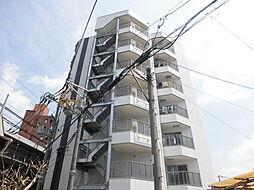 大阪府大阪市東淀川区淡路3丁目の賃貸マンションの外観