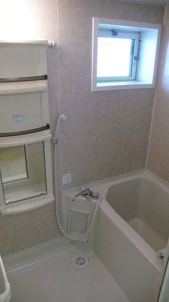 ミッシェルのシャワー付 バストイレ別
