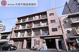 大阪府大阪市浪速区大国3の賃貸マンションの外観