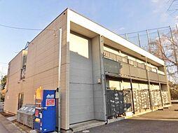 神奈川県綾瀬市蓼川1丁目の賃貸アパートの外観