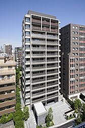 東京都千代田区一番町の賃貸マンションの外観