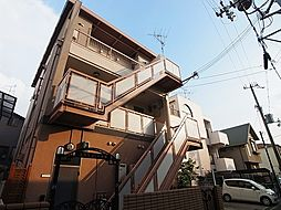 ユーワコート天神[2階]の外観