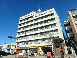 ガーデンヒルズ聖蹟桜ヶ丘(旧聖蹟桜ヶ丘アパート[608号室]の外観