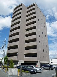 大阪府豊中市螢池西町2丁目の賃貸マンションの外観