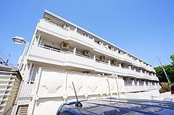 埼玉県新座市北野1丁目の賃貸マンションの外観