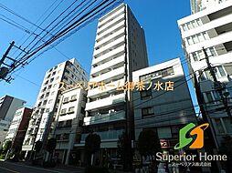 都営大江戸線 牛込神楽坂駅 徒歩1分の賃貸マンション