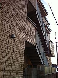 グリーンヒル梶ヶ谷[1階]の外観