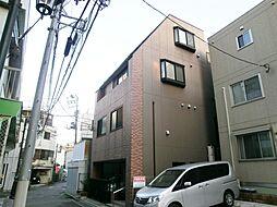 東京都北区滝野川1丁目の賃貸マンションの外観