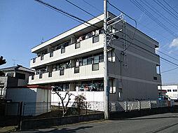 メルベーユ大倉山[3階]の外観