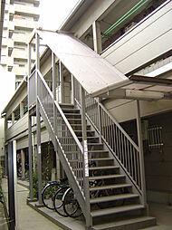 今福鶴見グリーンハイツ[1階]の外観