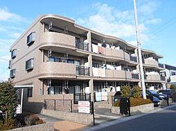 埼玉県越谷市東越谷6丁目の賃貸マンションの外観