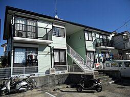 グランドソレイユB[2階]の外観