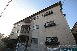 大阪府堺市西区下田町の賃貸アパートの外観