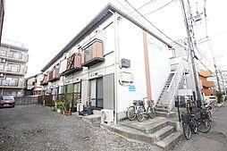 神奈川県相模原市南区南台2丁目の賃貸アパートの外観