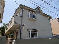 埼玉県所沢市小手指南2丁目の賃貸アパートの外観