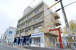 大阪府箕面市西宿1丁目の賃貸マンションの外観