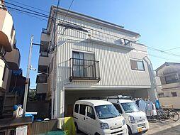 鶴之荘ハイツ[4階]の外観