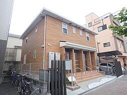 京王線 高幡不動駅 徒歩5分の賃貸アパート