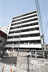 大阪府吹田市南吹田3丁目の賃貸マンションの外観