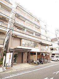 神奈川県伊勢原市桜台1丁目の賃貸マンションの外観