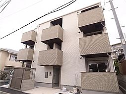 福岡県福岡市城南区茶山1丁目の賃貸アパートの外観