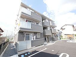 神奈川県相模原市南区新磯野3丁目の賃貸アパートの外観