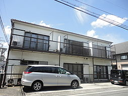 埼玉県さいたま市大宮区堀の内町1丁目の賃貸アパートの外観