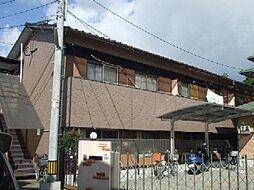 北崎荘[1階]の外観