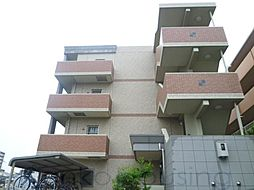 リバーコート浅香[3階]の外観