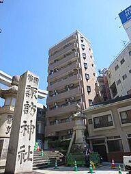 フォーレ諏訪参道[1階]の外観