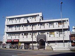 アビタシオン大倉山[4階]の外観