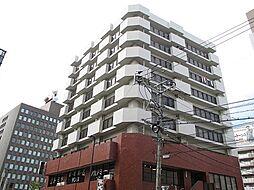 福岡県福岡市中央区渡辺通1丁目の賃貸マンションの外観