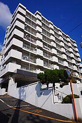 ミリオンコーポラス白藤(しらふじ)[7階]の外観