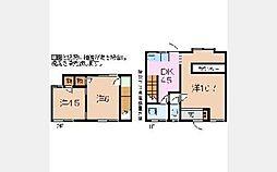 中下条住宅[1階]の間取り