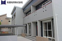 [テラスハウス] 愛知県豊川市金塚町2丁目 の賃貸【/】の外観