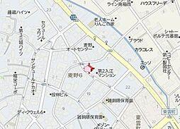 上野ビルの案内図