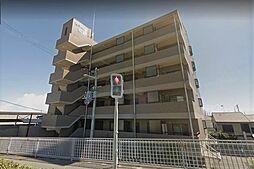 ボヌール安井[3階]の外観