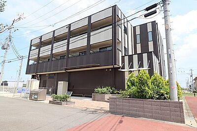 外観,1LDK,面積49.56m2,賃料7.0万円,つくばエクスプレス みらい平駅 徒歩20分,,茨城県つくばみらい市富士見ヶ丘1丁目