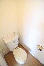 グリーンコーポのトイレ