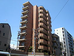 千葉県市川市市川3丁目の賃貸マンションの外観