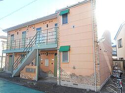 本八幡ガーデンタウンA[2階]の外観
