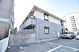 大阪府高石市西取石5丁目の賃貸アパートの外観