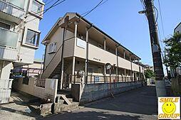 千葉県市川市大和田4丁目の賃貸アパートの外観